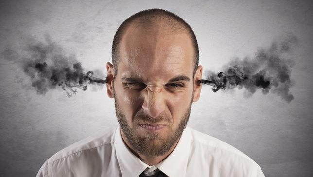 Psicologia de las emociones: La ira