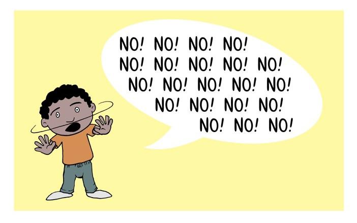 3 técnicas asertivas para saber decir no