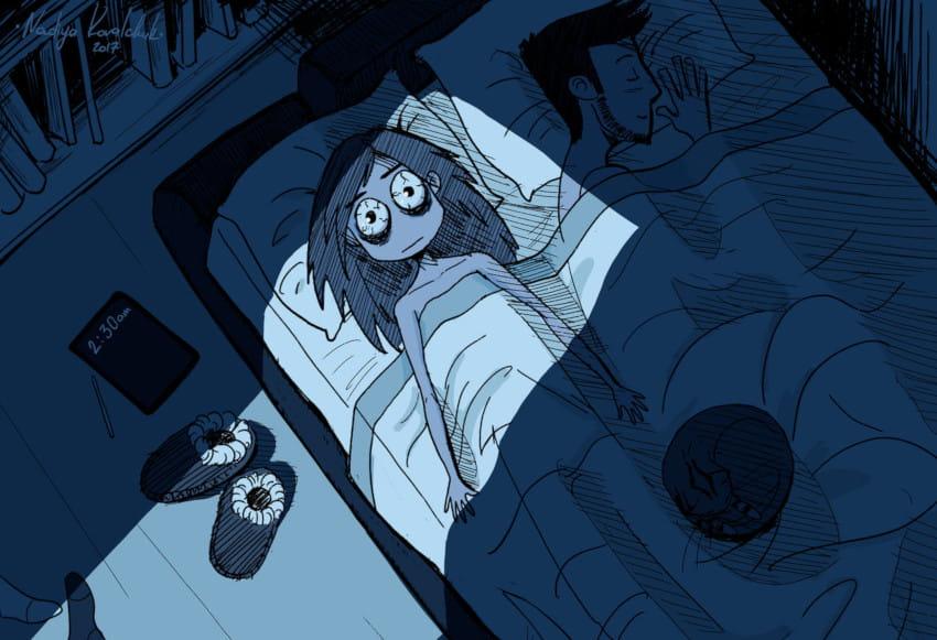 Pautas de la higiene del sueño para el insomnio