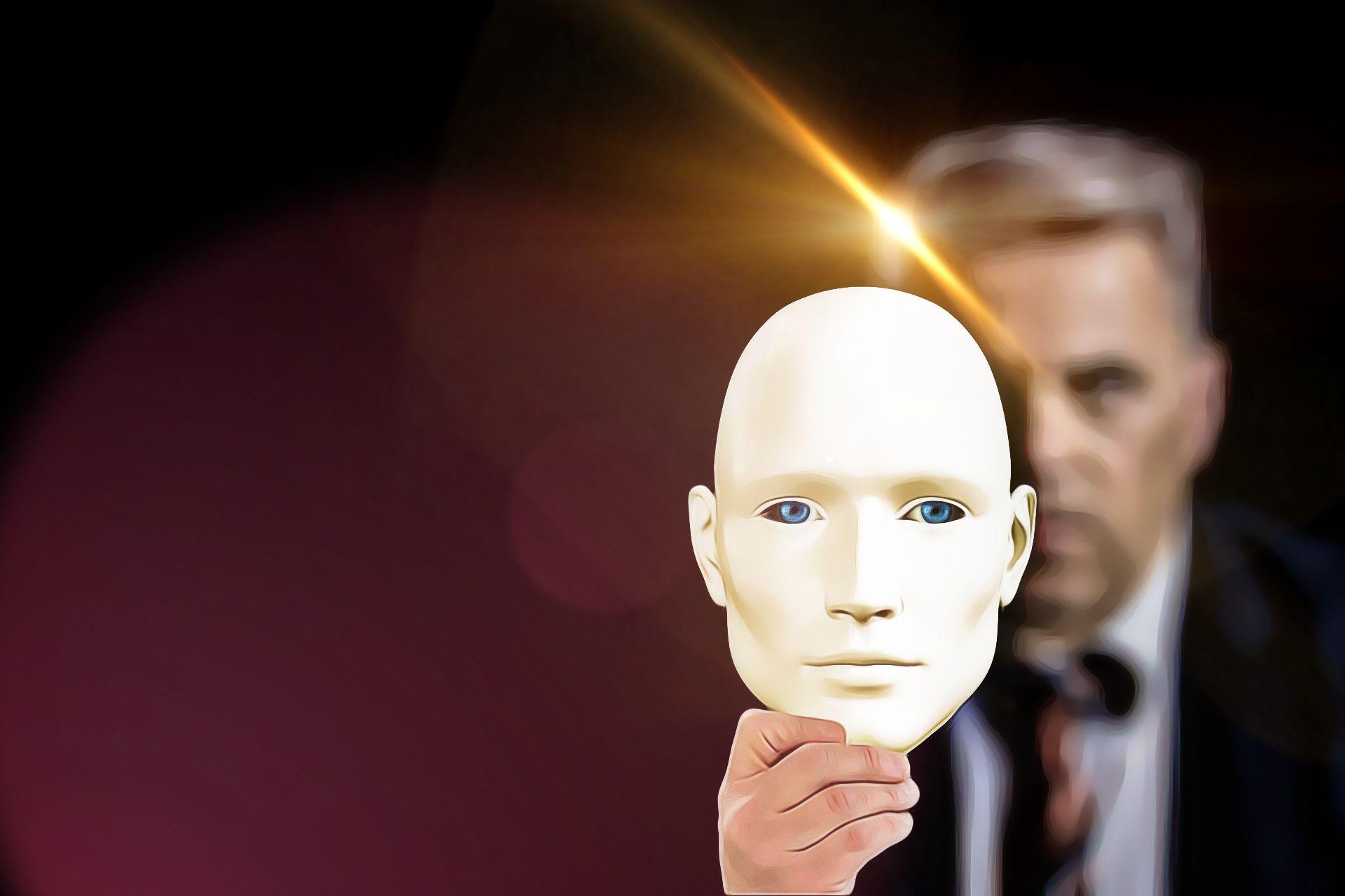 mascara-sindrome del impostor-dib