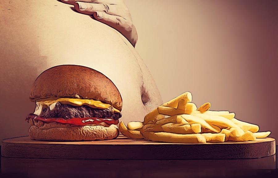 obeso-hamburguesa-dibujo