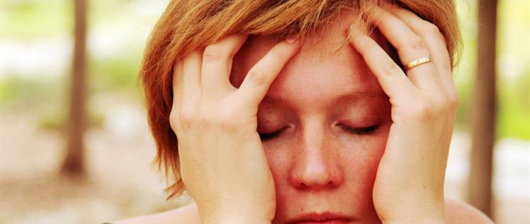 Ansiedad y depresión dolores de cabeza