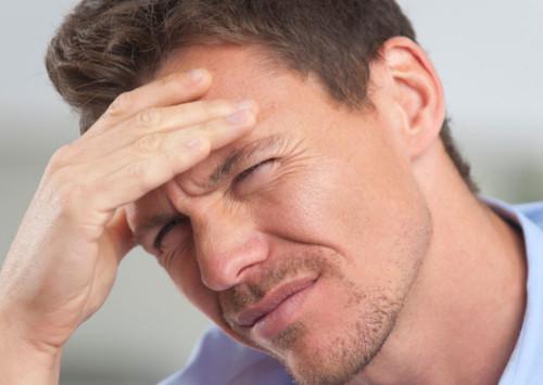 Ansiedad y dolor de cabeza